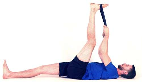 Hamstring Stretches For Sciatica Pain