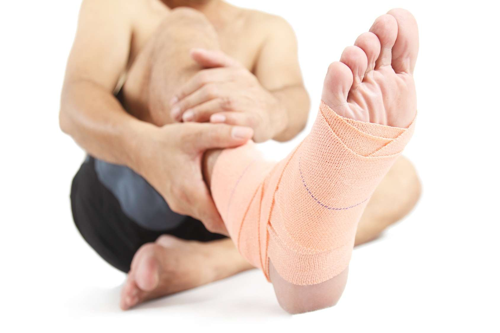 Natural Remedy For Pulled Tendon In The Ankle